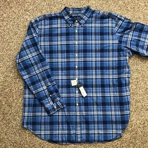 NEW Polo Ralph Lauren button down shirt 3XLT NWT